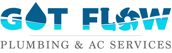 logo of got flow Plumbing and HVAC Company Houston TX